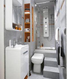 Une salle de bains dans 2m²