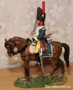 Berthier'S Guides, 1810-1811 Del Prado: Cavalry of the Napoleonic Wars