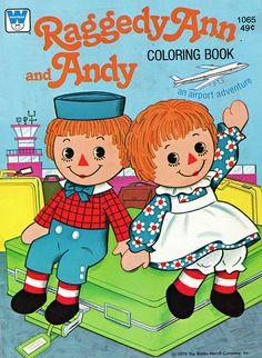 Raggedy Ann & Andy | Flickr