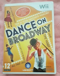 Wii #dance on #broadway,  View more on the LINK: http://www.zeppy.io/product/gb/2/322334483906/