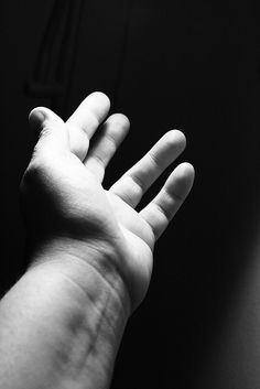 """""""Hope is faith holding out its hand in the dark."""" - George Iles (Criminal Minds quote from""""Hope""""11/16/11)"""