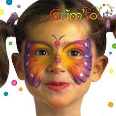 Maquillage enfants Papillon