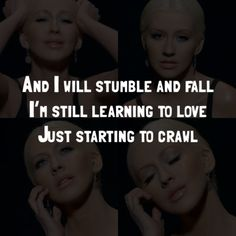 A Great Big World Ft. Christina Aguilera – Say Something Lyrics---- Katniss to Peeta some parts are her to him, some are him to her