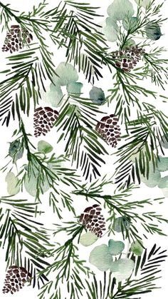 Tech Tuesday: Winter Chic Wallpapers - Wonder Forest - Wallpaper - wallpaper The Effective Pictures We Offer You About motivational A quality picture can tell you ma - Wallpaper Winter, Chic Wallpaper, Holiday Wallpaper, Wallpaper Backgrounds, Iphone Wallpaper Christmas, Christmas Lockscreen, Colorful Wallpaper, Water Colour Wallpaper, Backgrounds Iphone Christmas