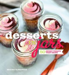 Great recipe ideas for individual deserts - great for a party - neat to eat - portion control - no left overs to cleanup