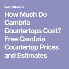 1000 ideas about cambria countertops on pinterest for How much does cambria quartz cost