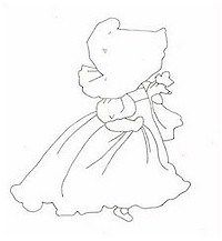 Billede fra Lace  'n ' Ribbon Roses blog