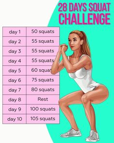Health Discover Squat Challenge Workout - # Herausforderung - New Ideas Abs Workout Routines At Home Workout Plan Fitness Routines At Home Workouts Fitness Exercises Calisthenics Workout Workout Dvds Belly Exercises 1 Week Workout Abs Workout Routines, At Home Workout Plan, Workout Videos, Fun Workouts, At Home Workouts, Calisthenics Workout, Workout Dvds, Workout Plans, Glute Workouts