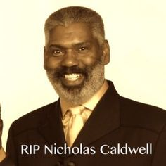 Rip nicholas caldwell the whispers caldwell died january 5 2016