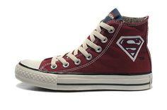 f06719e71843 Converse DC Comics All Star Superman Shoes Hi-top Red   Converse Store