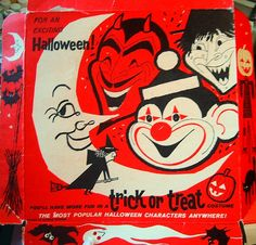 I would have to say that vintage halloween decor is my favorite...actually any vintage holiday decor...I am always on the look for it when flea marketing or antiquing.  So original.