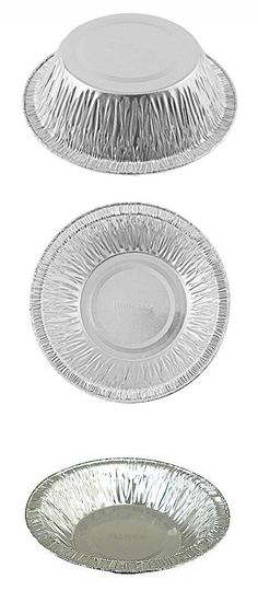 Durable Packaging 10 Pack Aluminum Foil Tart Pan - Disposable Mini-Pie Plate Baking Tins (pack of  sc 1 st  Pinterest & ATTA International 4\