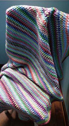 Ravelry: lyndamk's Wildflowers Blanket
