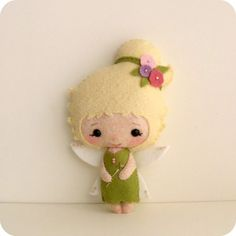 Fairy pdf Pattern, and several others cute for grandkids