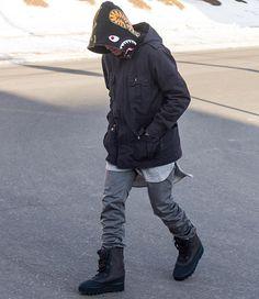 58fbc05e867e Ways to Wear  Adidas Yeezy 950 Boots