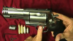 SW 500 magnum 4inch REVIEW