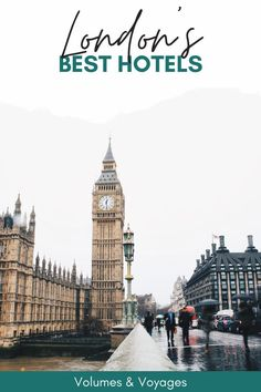 London is such a big city so it can be hard choosing exactly where to stay. Check out this guide to find everything from budget friendly to luxury accommodations in the city! So many of these hotels are near great sights in the city like Buckingham Palace, the London Eye, and even the Tower of London! | London Photography | What to Do in London | England | Where to Stay in London Scotland Travel Guide, Europe Travel Tips, Travel Destinations, Travel Abroad, Travel Guides, Hotels And Resorts, Best Hotels, Places In England, Things To Do In London