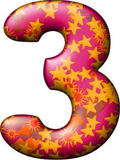 Presentation Alphabets: Party Balloon Cool Numeral 6 | Cipari, sastāvs | Pinterest | Alphabet ...