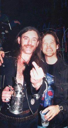 Lemmy and Jason