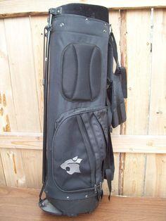 Golf Bags - Golf bag, black 8346 http://golfuniversityau.com/ #golfbags