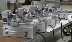 """Making a little cnc lathe with 1"""" round ways and a total length of 12"""" travel"""