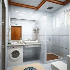 Badezimmergestaltung Kleine Bäder kleines bad planen idee weiße wände haus bad ideen