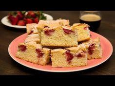 site cu retete culinare Krispie Treats, Rice Krispies, Cornbread, Cheesecake, Strawberry, Ethnic Recipes, Food, Millet Bread, Cheesecakes