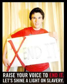 I am in it to end it! >> youtu.be/_rIA7k19L5U #enditmovement