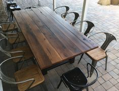 Reclaimed Woodworks in Southern California | Veteran Owned