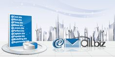 At email.biz you will Make email address on your own choice able domain name.