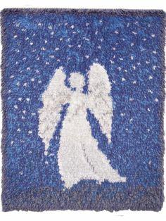 Rya Rug, Textiles, Tapestry, Stars, Rugs, Felting, Google Search, Wall, Decor
