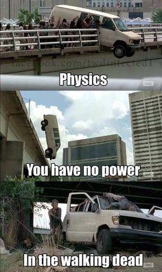 Lol. Take that, Newton!