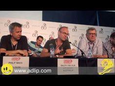 Ralph Van Dijk presents the Cannes Lions 2013 Radio Grand Prix Cannes, Grand Prix, Lions, Presents, Van, Youtube, Gifts, Lion, Favors