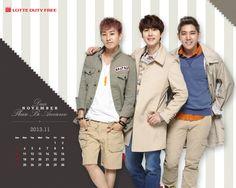 Update Wallpaper Super Junior November Wallpaper Calendar Korean Kpop Wallpaper for dekstop. Download all of SUPER JUNIOR Wallpaper collections.