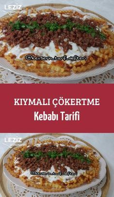 Kebab-Rezept mit Hackfleisch - mein köstliches Essen - Güveç yemekleri - Las recetas más prácticas y fáciles Mince Recipes, Kebab Recipes, Snack Recipes, Cooking Recipes, Iftar, Healthy Meats, Healthy Snacks, Healthy Recipes, Turkish Recipes