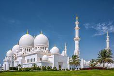 Grand Mosque 4 - Sheikh Zayed Grand Mosque Abu Dhabi