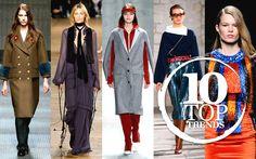 Fashion Weeks - Die wichtigsten Fashiontrends der Modewochen