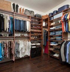 43 Organized Closet Ideas - Dream Closets_13