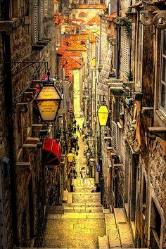 travelingcolors:  Dubrovnik | Croatia (by Emir Terovic)