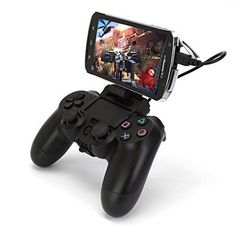 New Spec Computer Attach Controller Clip for Smartphone PS4 Controller Japan in Cell Phones & Accessories | eBay