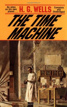 Time Machine. Pretty cool book, great twists and turns in the story