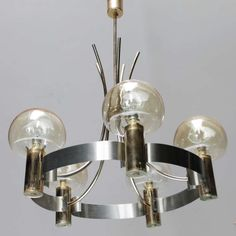 French Five Light Chandelier | From a unique collection of antique and modern chandeliers and pendants  at http://www.1stdibs.com/furniture/lighting/chandeliers-pendant-lights/