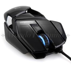 USB Wired 2000DPI 6 Buttons Adjustable DPI Gaming Mouse Mice for PC Laptop