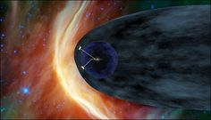 35 years later, Voyager 1 is heading for the stars