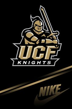 UCF Knights iPhone Wallpaper