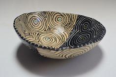 Bowl by One Blue Marble - Studio 9 Spanish Village Art Center, Balboa Park, San Diego, CA