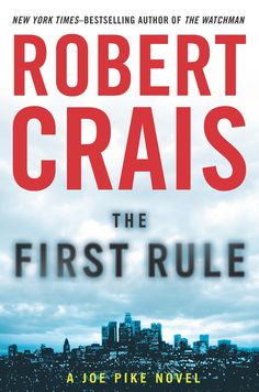 The First Rule (Joe Pike #2). RobertCrais.New York: G. P. Putnam's Sons, 2010. First edition. Original dust jacket. When Frank Meyer and his family are executed, the police begin investigating Meyer. Joe Pike's on a hunt of his own: to clear his friend's name, and to punish the people who murdered him. What starts out as a simple trail gets twisted fast by old grudges, double crosses, blood vengeance, and a crime so terriblle even Pike and his partner Elvis Cole have no way to measure it.