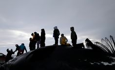 Barrow, Alaska won't see another sunrise until January