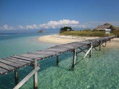 Pulau Kenawa Pulau Kecil Indah Tak Berpenghuni di Nusa Tenggara Barat - Nusa Tenggara Barat