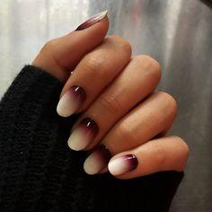 Gradient nail wraps by NCLA shopncla.com